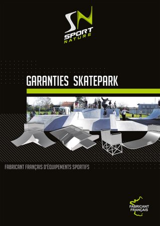 Les garanties skatepark